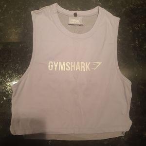 Gymshark crop tank